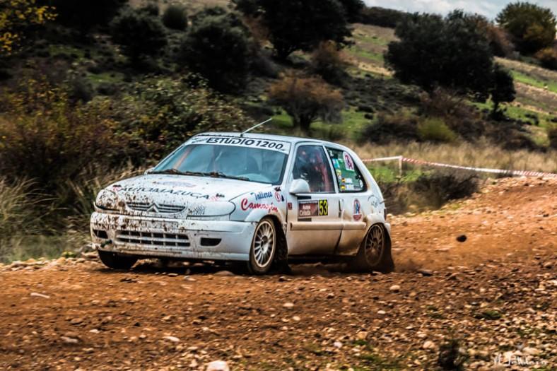 V RallySprint Sariegos